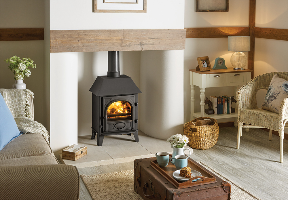 Stovax stoves fires and fireplaces at fojcik fires kirkcaldy for Living room kirkcaldy