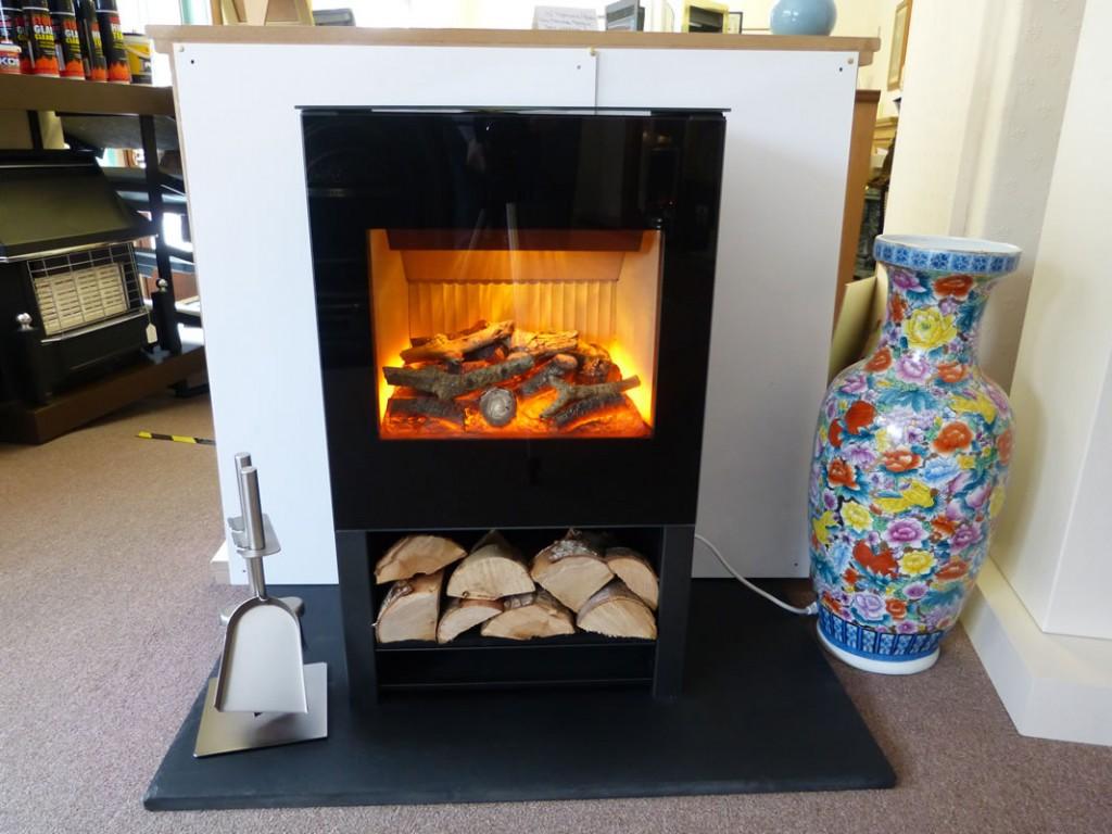 Flameright electric LED stove