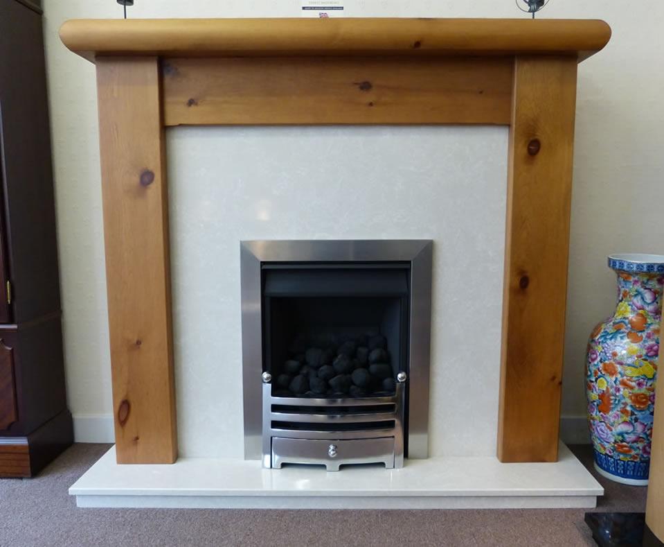 Legend Virage Cairngorm fireplace