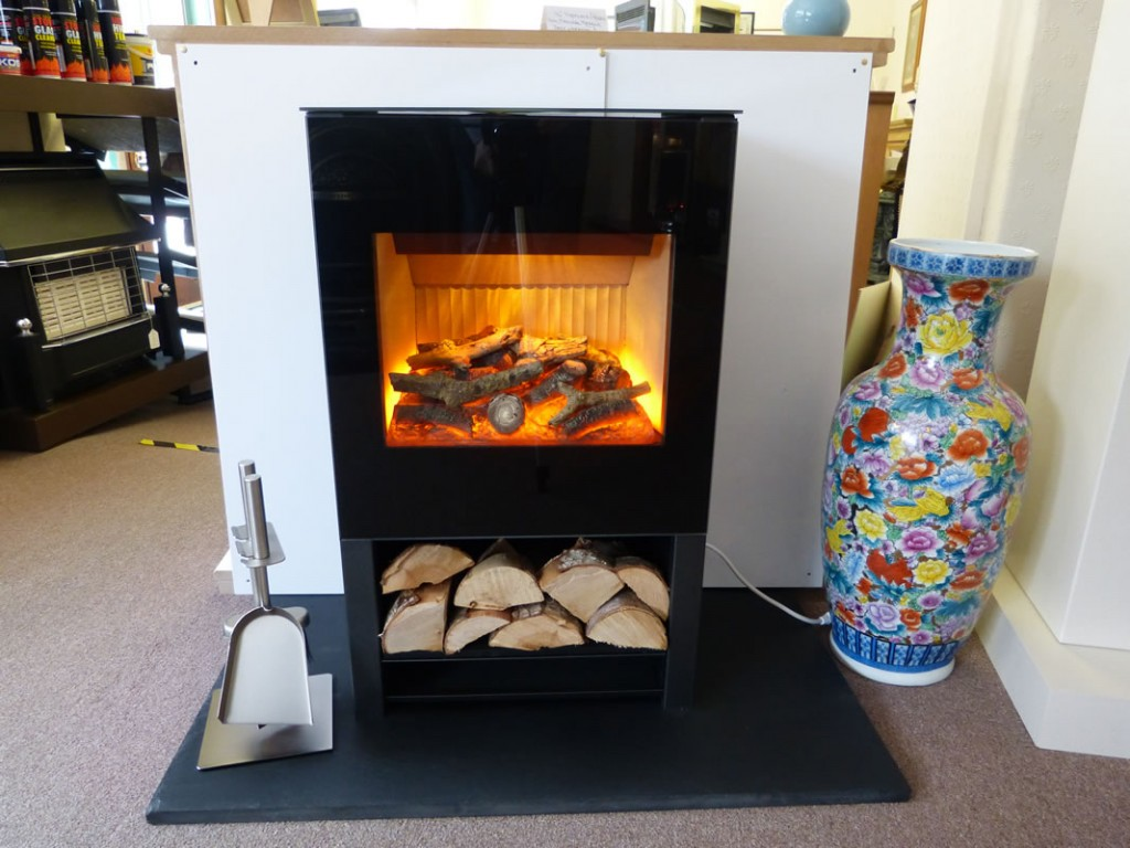 Flameright electric LED stove