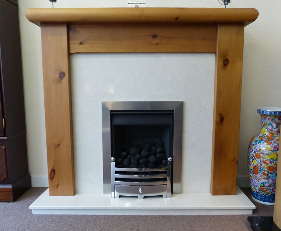 Legend Virage Cairngorm fireplace